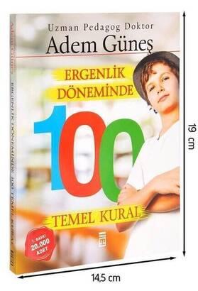 TİMAŞ YAYINEVİ - 100 basic rules in adolescence-1605