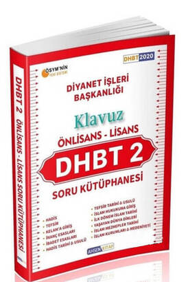 Ahsen Kitap - 2020 DHBT 2 Manual Associate License Question Library