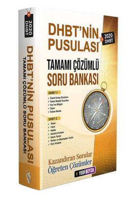 Yedi Beyza Yay. - 2020 DHBT's Compass Fully Resolved Question Bank