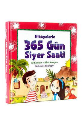 NESİL YAYINEVİ - 365 Days Siyer Time with Stories - Generation Kids