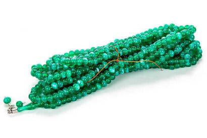 İhvan - 500'lük Tesbih - Yeşil (Adet)