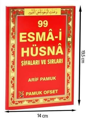 PAMUK YAYINEVİ - 99 Esma-i Hüsna Şifaları ve Sırları-1299