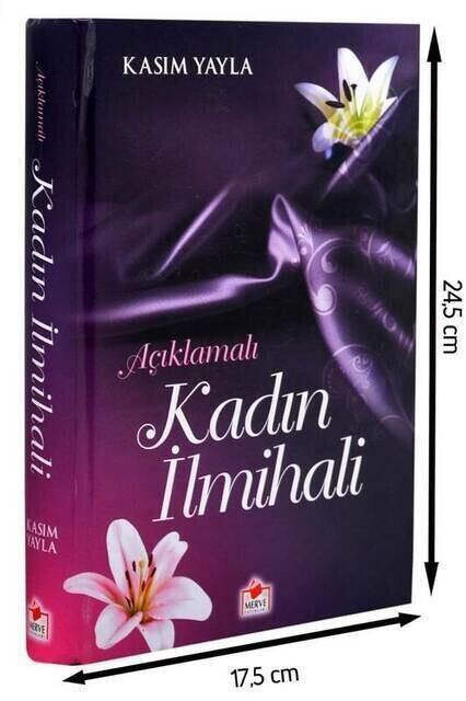 Açıklamalı Kadın İlmihali - Kasım Yayla - Merve Yayınları-1430