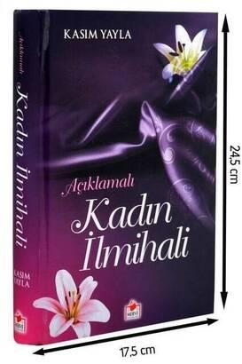 Merve Yayınları - Açıklamalı Kadın İlmihali - Kasım Yayla - Merve Yayınları-1430