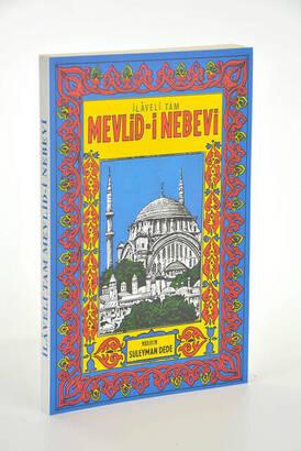 Şenyıldız Kitap - Added Tam Mawlid- Prophet