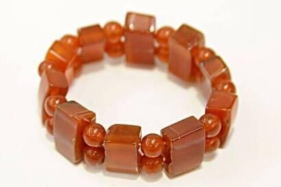 İhvan - Agate Bracelet - 6133