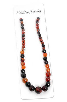 İhvan - Agate Stone Necklace