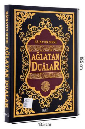 Ebabil Yayınları - Ağlatan Dualar-1234