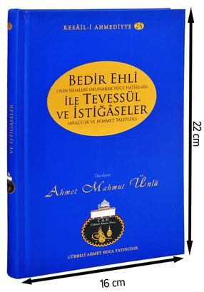 Ahmet Mahmut Ünlü-Bedir Ehli ile Tevessül ve İstiğâseler-1165