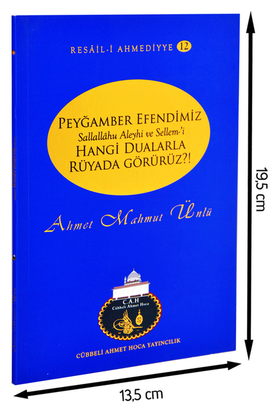 Cübbeli Ahmet Hoca Yayıncılık - Ahmet Mahmut Ünlü - How We See Our Prophet-1192