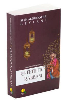 Medine Yayınları - Al - Fethu'r Rabbani - Abdulkadir Geylani