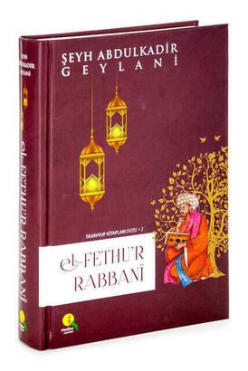 Medine Yayınları - Al-Fethur Rabbani Sheikh Abdulkadir Geylani