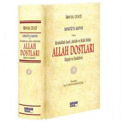Kahraman - Allah Dostları Sıfatüs Safve İbnül Cevzi İthal Kağıdı -1718