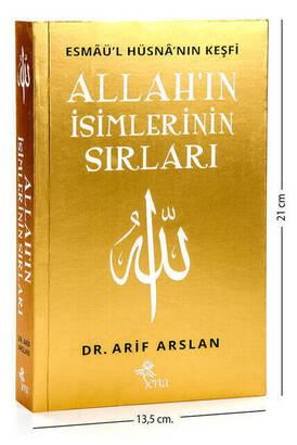 SENA YAYINLARI - Allah'ın İsimlerinin Sırları - Dr. Arif Arslan - Sena Yayıncılık-1285