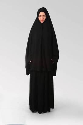 İhvan - ANNES SHEATH CREPE NEEDLE WHOLE CLOTH
