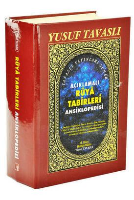 TAVASLI YAYINEVİ - Annotated Encyclopedia of Dream Expressions - Yusuf Tavaslı - Large Size - Hardcover
