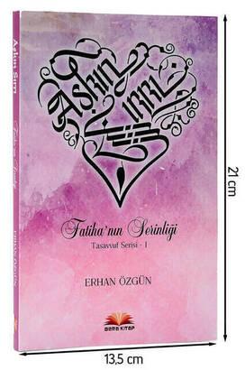 Bera Yayın - Aşkın Sırrı Fatiha'nın Serinliği Tasavvuf Serisi 1- 1555