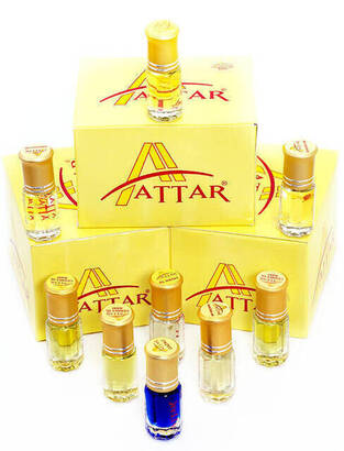 Attar - Attar Esansları Caldion (Düzinesi)