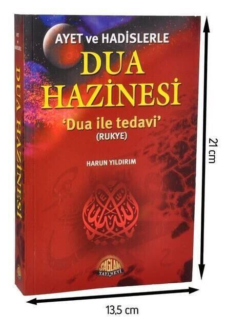 Ayet ve Hadislerle Dua Hazinesi-1280