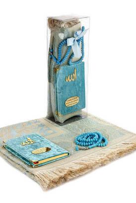 İhvan - Babalar Gününe Özel İslami İbadet Hediyelik Set 56