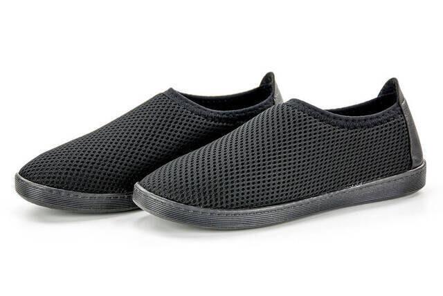 Bayan Hac Umre Spor Ayakkabısı Siyah