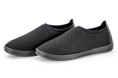 İhvan - Bayan Hac Umre Spor Ayakkabısı Siyah