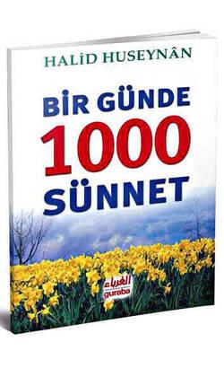 GURABA YAYINEVİ - Bir Günde 1000 Sünnet-1309