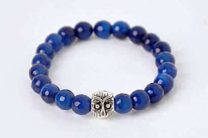 İhvan - Blue Flowstone Bracelet
