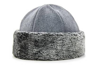 İhvan - Börk Şapkası - Börk Beresi - Kaşe - Gri Renk