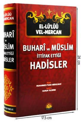 Sağlam Yayınevi - Buhari ve Müslim İttifak Ettiği Hadisler-1505