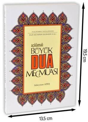 ÇELİK YAYINEVİ - Büyük Dua Mecmuası-1354