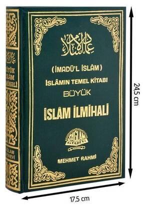 SAĞLAM YAYINEVİ - Büyük İslam İlmihali / İmadül İslam 1462