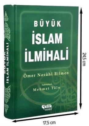 ÇELİK YAYINEVİ - Büyük İslam İlmihali - Mehmet Talu - Çelik Yayınevi-1435