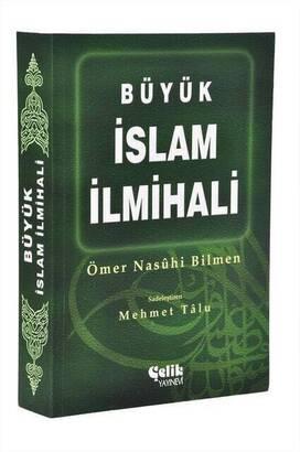 Çelik Yayınevi - Büyük İslam İlmihali - Mehmet Talu (Karton Kapak)-1444