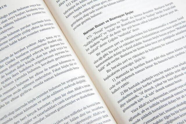 Büyük İslam İlmihali - Merve Yayınları-1421