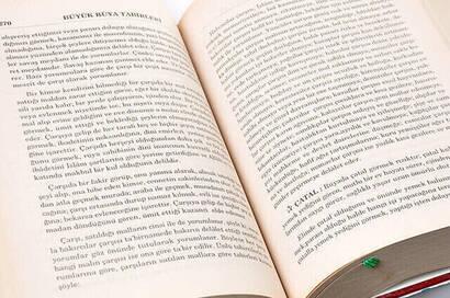 Büyük Rüya Tabirleri Ansiklopedisi Kitabı (Nablusi, Seyyid Süleyman, Caferi Sadık, İbn-i Sirin'den Derlenen)-1581