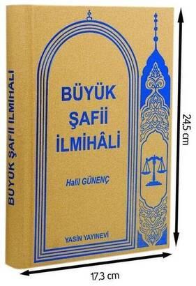 YASİN YAYINEVİ - Büyük Şafii İlmihali - Yasin Yayınları-1980