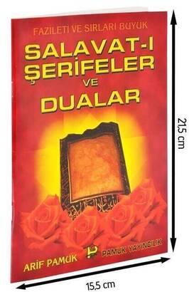 Büyük Salavat-ı Şerifeler ve Dualar-1294