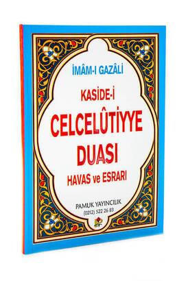 Pamuk Yayınevi - Celcelutiyye Duası Havas ve Esrarı