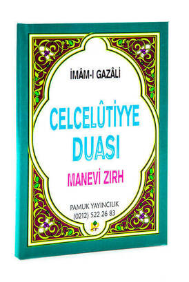Pamuk Yayınevi - Celcelutiyye Spiritual Armor Pocket Size
