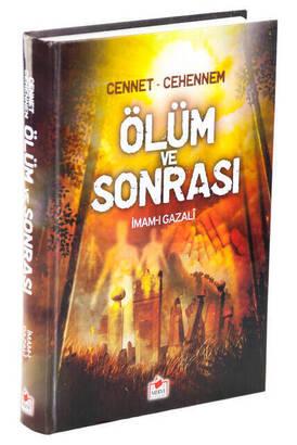 Merve Yayınları - Cennet-Cehennem Ölüm ve Sonrası İmam-ı Gazali