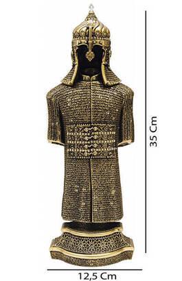 İhvan - Dare Dualı Trinket Armor Large Yellow