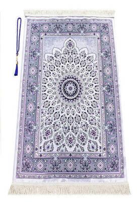 İhvan - Ceylin Prayer Rug Purple Color