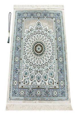 İhvan - Ceylin Prayer Rug Turquoise
