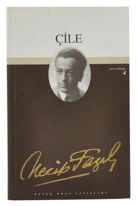 Büyük Doğu Yayınları - Çile - Necip Fazıl Kısakürek