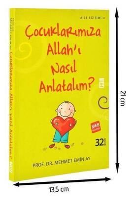 TİMAŞ YAYINEVİ - Çocuklarımıza Allah'ı Nasıl Anlatalım - Timaş Yayınları-1611