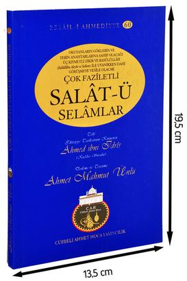 Cübbeli Ahmet Hoca Yayıncılık - Çok Faziletli Salat-ü Selamlar Cübbeli Ahmet Hoca-1140