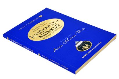Cübbeli Ahmed Hoca İstiğfaratı Münkıze Kitabı-1175