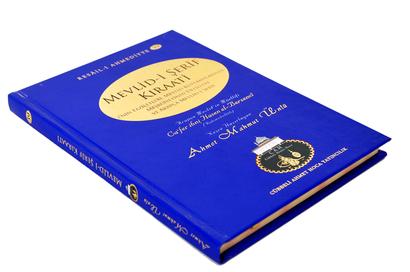 Cübbeli Ahmed Hoca Mevlid-i Şerif Kıraati Kitabı-1171