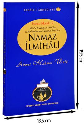 Cübbeli Ahmet Hoca Yayıncılık - Cübbeli Ahmed Hoca Namaz İlmihali Kitabı-1163